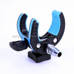 Connector clips for sex machine accessories, dildos, vibrators, AV sticks, etc.